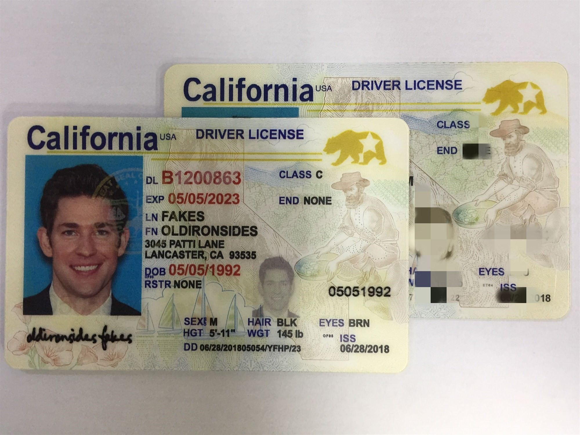 Legit Driver's Licenses Sale
