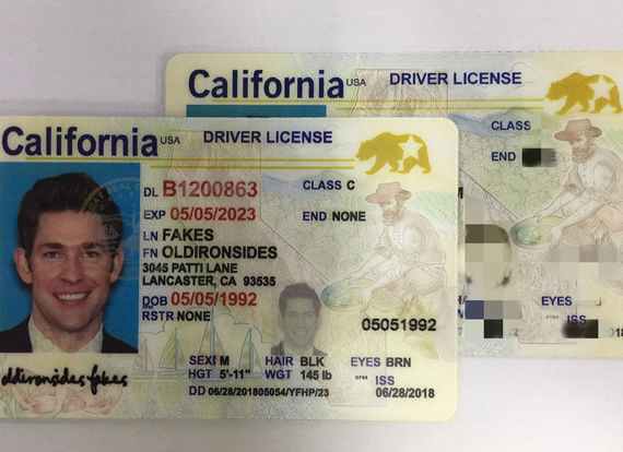 Buy Fake Drivers License Online